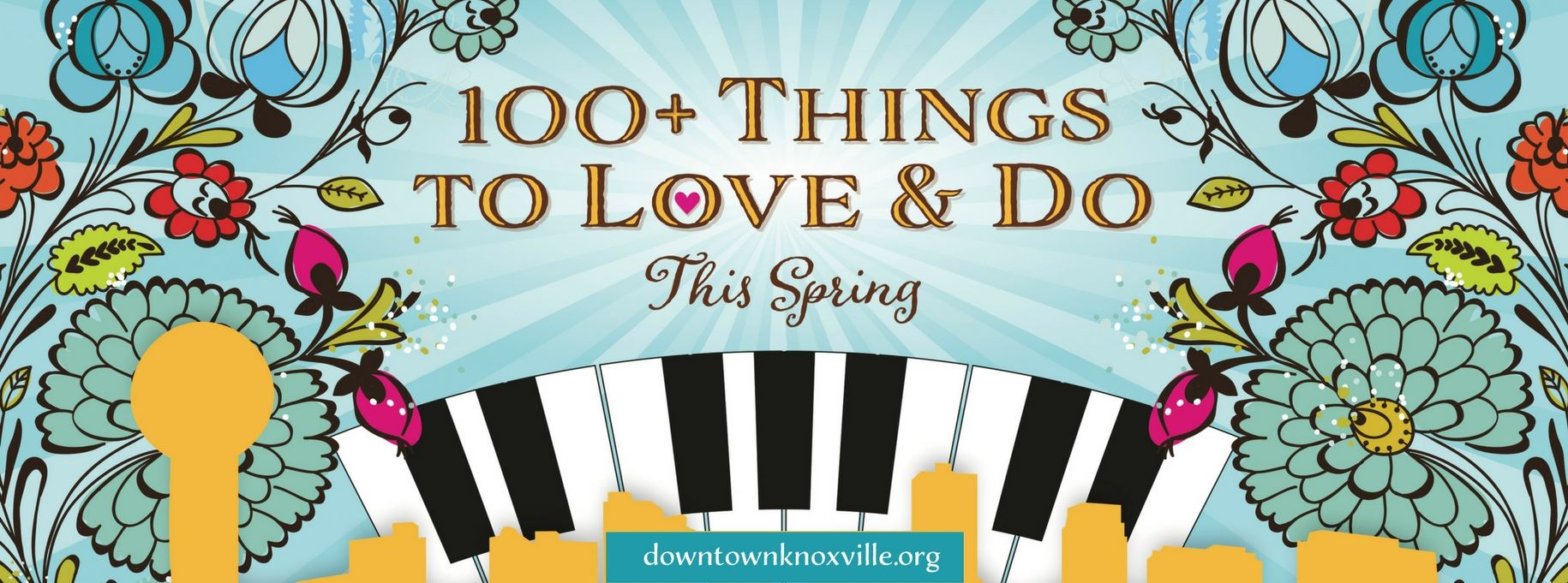 100 Things to Do in Knoxville in Spring