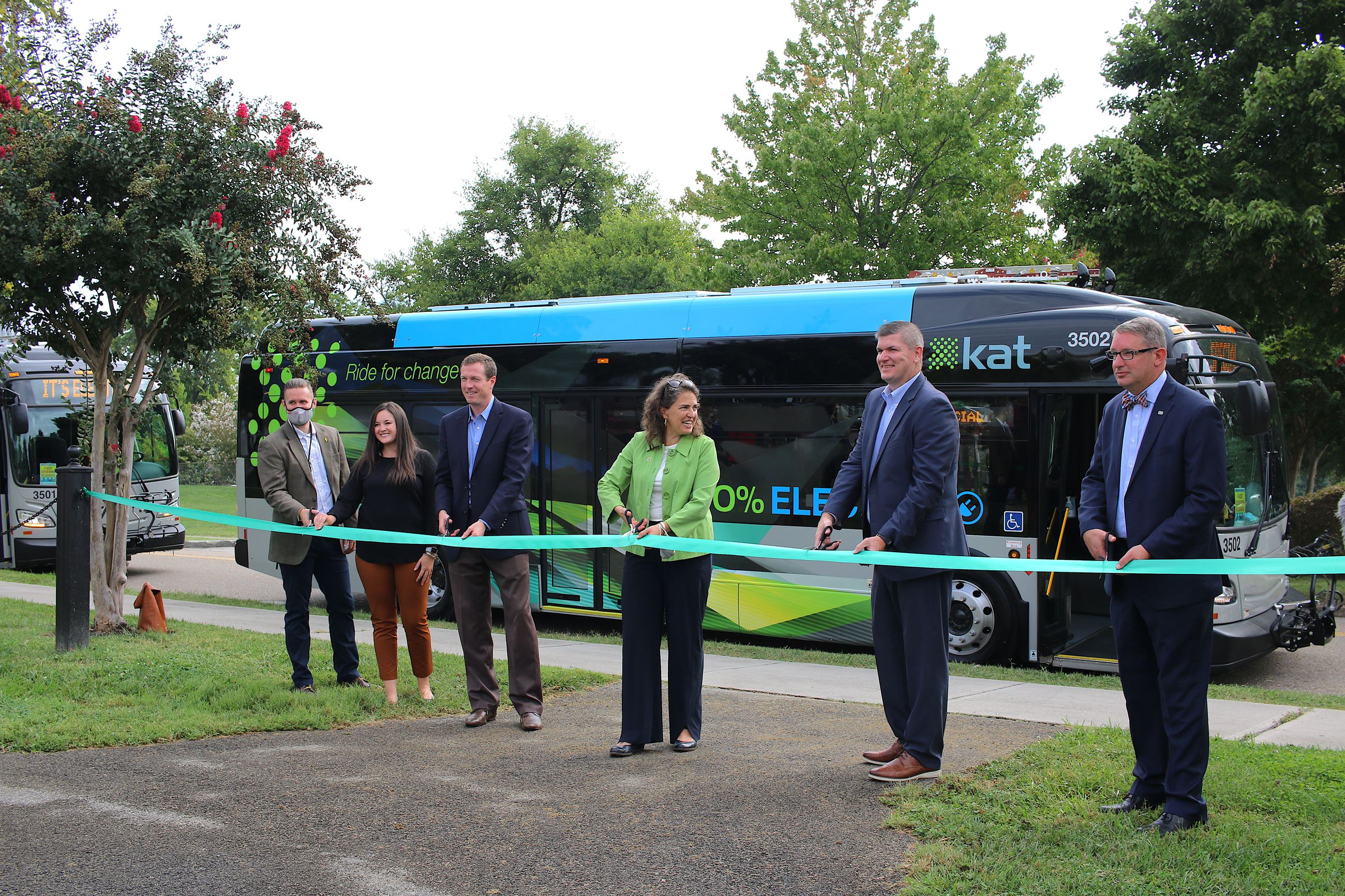 Electric Bus Event